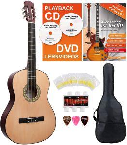 Low Budget Anfänger Gitarren Set